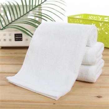 75-150 cm Large White Towel